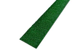 GRP Anti Slip Products 50mm Decking Strip Green