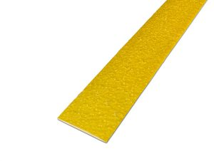 GRP Anti Slip Products 50mm Decking Strip Yellow