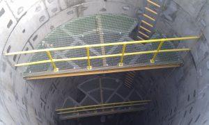 GRP Modular Handrails