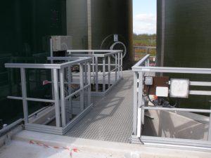 GRP Standard Handrails