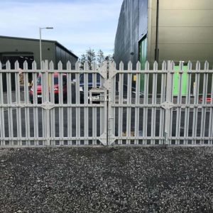 1.8m High x 4m Wide Double Gate