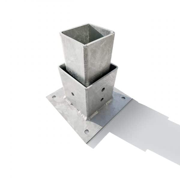 Box Section Base Plate