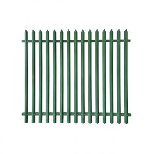 2.4m High x 2.72 Wide Fence Panel