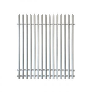 3m High x 2.72 Wide Fence Panel