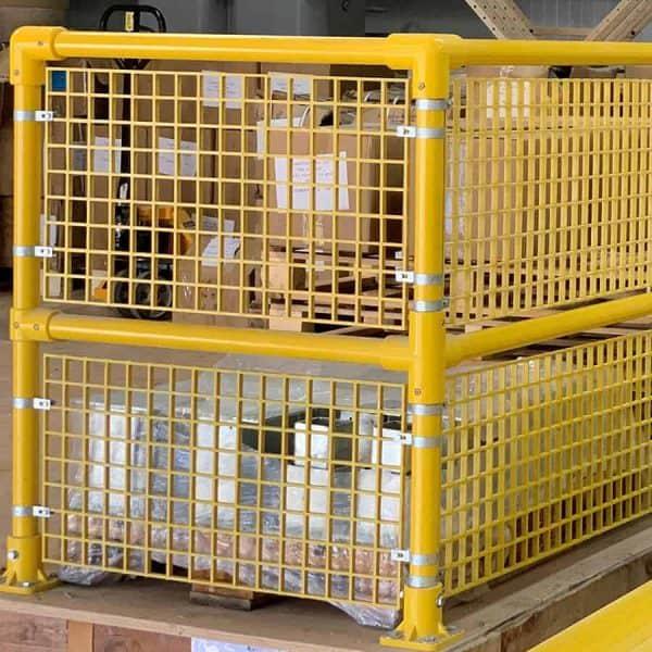 Mesh Infill Panel 12mm x 1170mm x 470mm